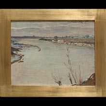 Spring Thaw – The Vistula near Zawichost